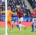 Kekesalan Puel Usai Leicester Ditumbangkan Manchester United