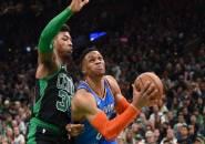 Kyrie Irving Bawa Celtics Atasi Perlawanan Thunder