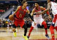 Atlanta Hawks Curi Kemenangan Dari Kandang Washington Wizards