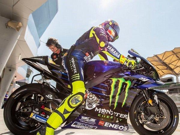 Rossi Temukan Feeling yang Mantap dengan Motor Barunya