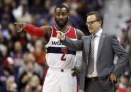 Cedera Bertambah Parah, John Wall Minta Maaf Kepada Pelatih Wizards