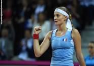 Julien Benneteau Akan Menginspirasi Tim Perancis, Klaim Kristina Mladenovic