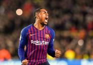 Malcom Bantah Rasakan Tekanan di Barcelona Usai Jadi Pahlawan El Clasico