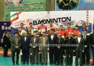 Indonesia Bawa Pulang Dua Gelar dari Iran International Challenge 2019