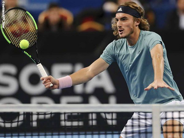 Stefanos Tsitsipas Siap Tampil Di Perempatfinal Sofia Open