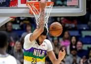 Davis Kembali, Pelicans Pukul Mundur Timberwolves