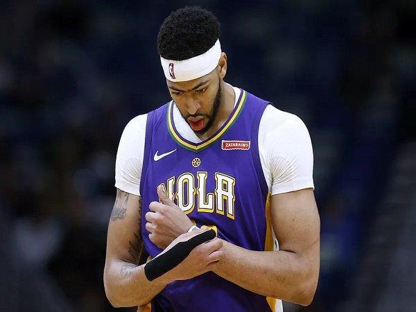 NBA Akan Berikan Denda Kepada Pelicans Jika Terbukti Sengaja Cadangkan Anthony Davis