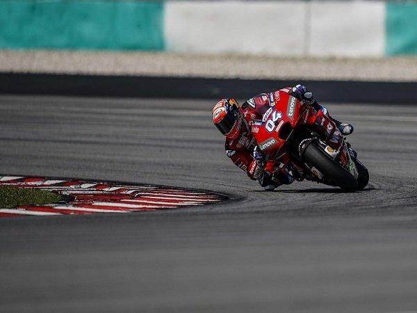 Dovizioso Terkejut Dengan Performa Impresif Ducati di Tes Pramusim
