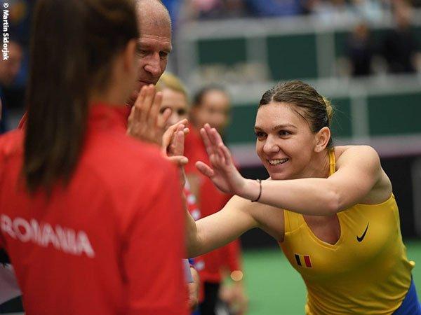 Hasil Fed Cup: Simona Halep Dan Karolina Pliskova Siap Sajikan Duel Sengit