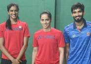 Saina, Sindhu Dan Srikanth Tingkatkan Level Kejuaraan Nasional India