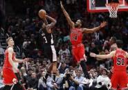 Wizards Curi kemenangan Dari Markas Bulls