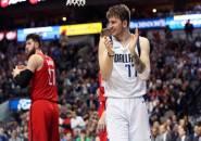 Dallas Mavericks Menang Tipis Atas Portland Trail Blazers