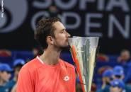 Daniil Medvedev Juarai Sofia Open