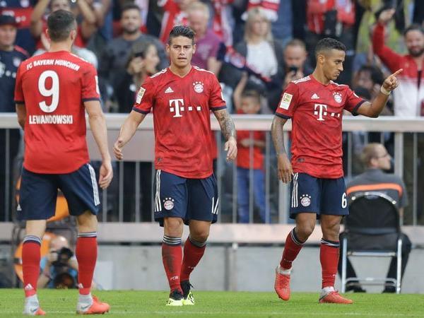 Gagal Kalahkan Hoffenheim, James Rodriguez Sebut Dortmund Berada di Bawah Tekanan