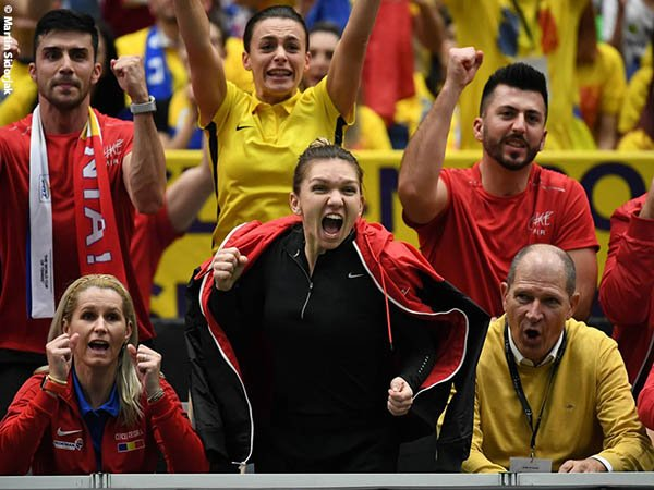 Hasil Fed Cup: Rumania Kandaskan Mimpi Ceko Untuk Pertahankan Gelar
