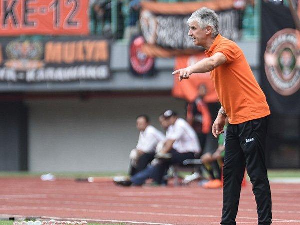 Ivan Kolev Siapkan Strategi Khusus Saat Hadapi Newcastle Jets