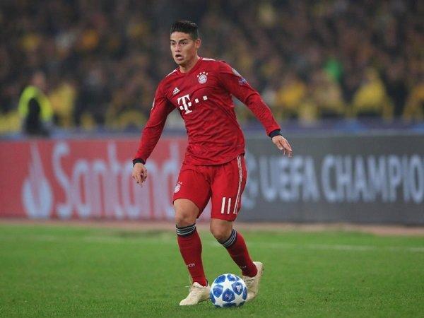Jelang Lawan Liverpool, James Rodriguez Mulai Tebar Ancaman