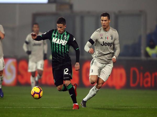 Kalah Tiga Gol Tanpa Balas, Gelandang Sassuolo Akui Kualitas Juventus