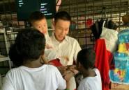 Lee Chong Wei Berbagi Kegembiraan di Panti Asuhan