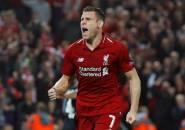 Menang Di Anfield, Milner Apresiasi Dukungan Fans Liverpool