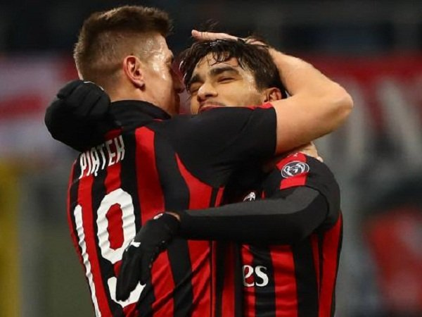 Paqueta Persembahkan Gol Perdana Bersama Milan untuk Flamengo