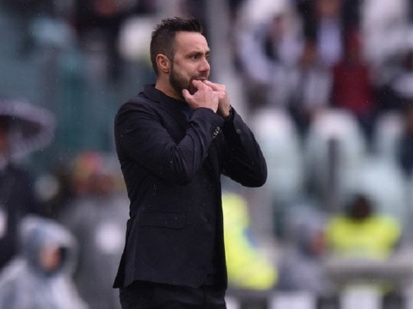 Pelatih Sassuolo Sesali Kekalahan Telak Dari Juventus