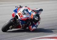 Rossi Terkesan Dengan Performa Bagnaia di Tes Pramusim