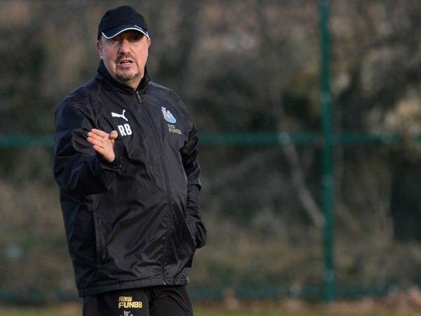 Terkait Masa Depannya di Newcastle, Benitez Belum Berubah Pikiran
