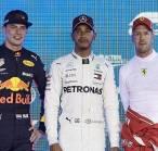 Verstappen Jadi Sosok Pebalap yang Ditakuti Hamilton dan Vettel