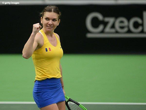 Bagi Simona Halep, Grand Slam Dan Fed Cup Berada Di Tingkatan Yang Sama