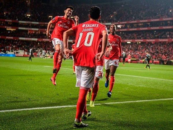 Fantastis! Menang 10-0 Atas Nacional, Benfica Pecahkan Rekor Liga Portugal
