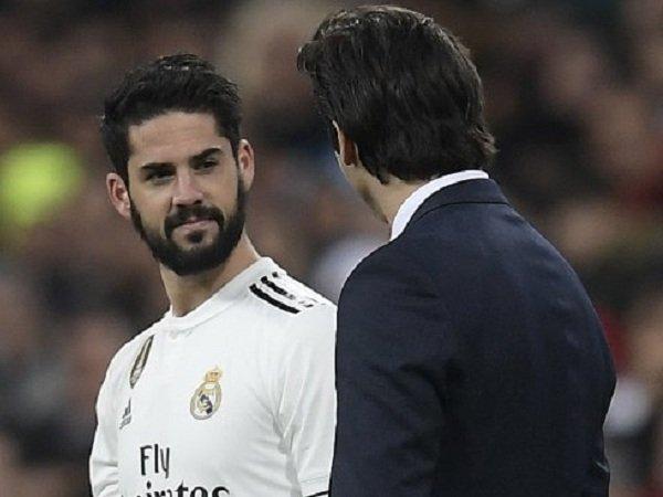 Isco akan Dijual Jika Solari Dipertahankan oleh Real Madrid