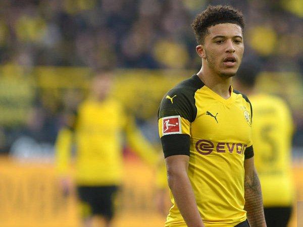 Jadon Sancho Mengesankan Bersama Dortmund, Pochettino Tidak Terkejut