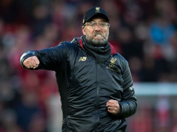Klopp Kembali Nikmati Permainan Counter Pressing Liverpool