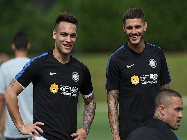 Lautaro Martinez Dan Icardi Adalah Masa Depan Inter Milan