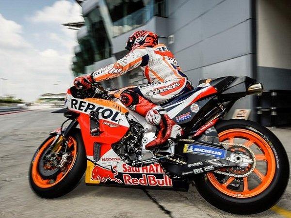 Marc Marquez Sebut Front End Honda Masih Rentan