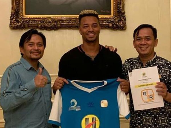 Pemain Brasil Ketiga Merapat ke Barito Putera