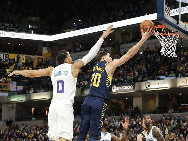 Permainan Dominan Pacers Buat Pasukan Hornets Mati Kutu