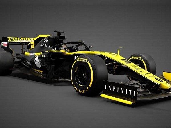 Renault Resmi Merilis Mobil F1 2019 'R.S. 19'