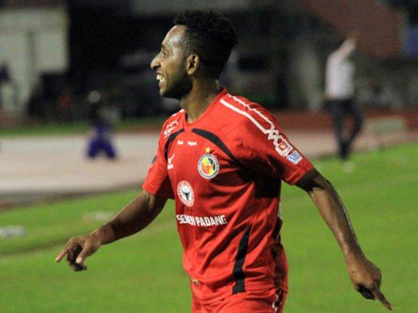 Semen Padang FC Reuni dengan Boas