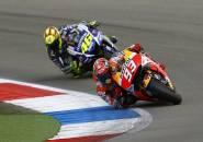 Tetap Membalap di Usia 40 Tahun, Marquez Angkat Topi Untuk Rossi