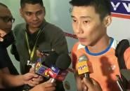 Lee Chong Wei Berharap Tampil di Malaysia Open 2019