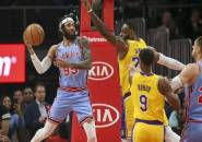 Los Angeles Lakers Tak Berdaya di Markas Atlanta Hawks