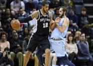 Spurs Menang Dramatis Atas Grizzlies
