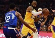 Meski Alami Tren Negatif, LeBron James Tetap Pede Bawa Lakers ke Babak Playoff