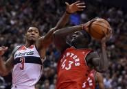 Siakam Bersinar, Raptors Sukses Lumat Wizards