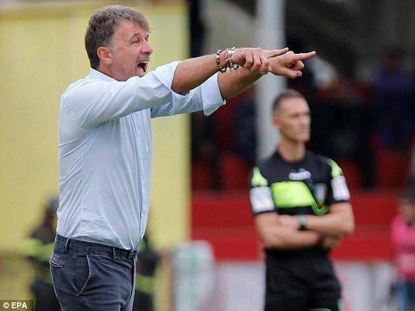 Kalah 3-0 Dari Juventus, Ini Komentar Pelatih Frosinone ...