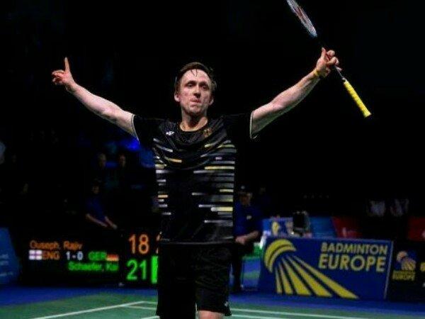 Kandaskan Inggris, Jerman Ke Semifinal Kejuaraan Beregu Campuran Eropa 2019