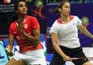 Sindhu Tantang Saina Di Final Kejuaraan Nasional India 2019