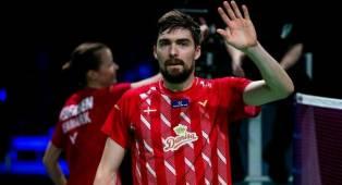 Denmark Tantang Jerman di Final Kejuaraan Beregu Campuran Eropa 2019